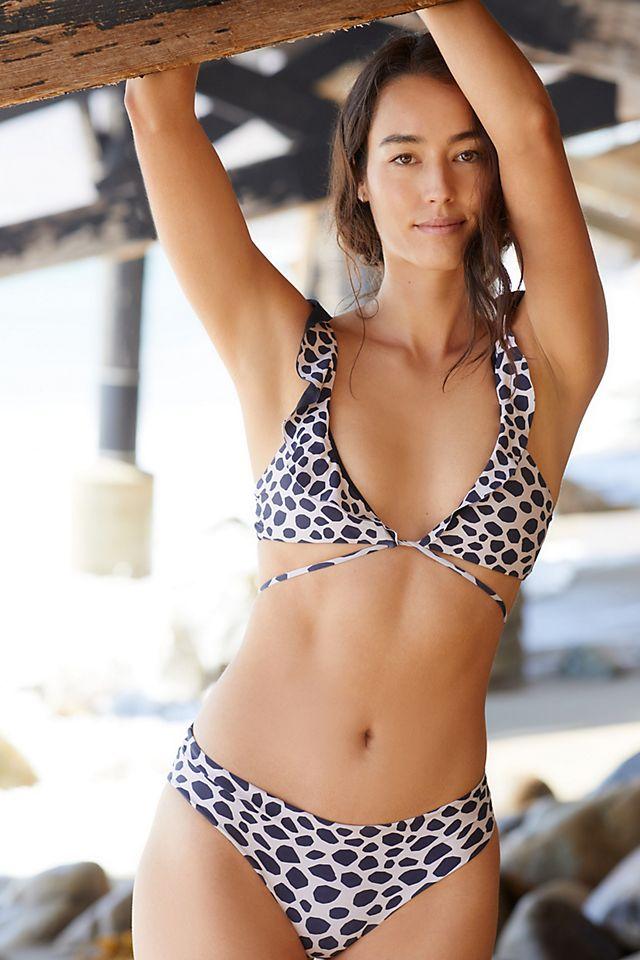 Casanova Ruffled Bikini Top