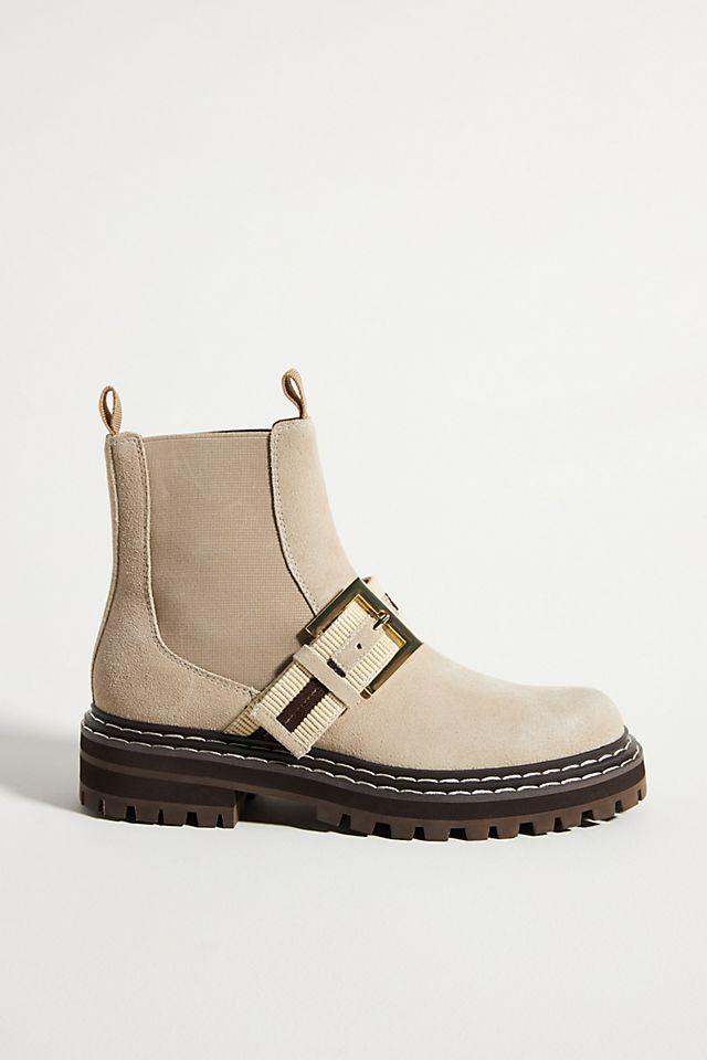 New York Harriet Chelsea Boots
