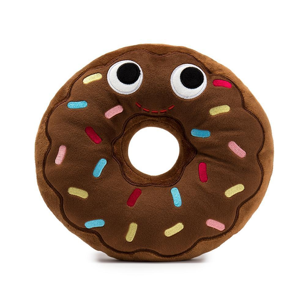 Yummy World Ben Chocolate Donut Plush - Kidrobot - Designer Art Toys