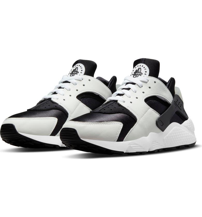 NIKE Air Huarache Sneaker, Main, color, BLACK/ WHITE/ BLACK