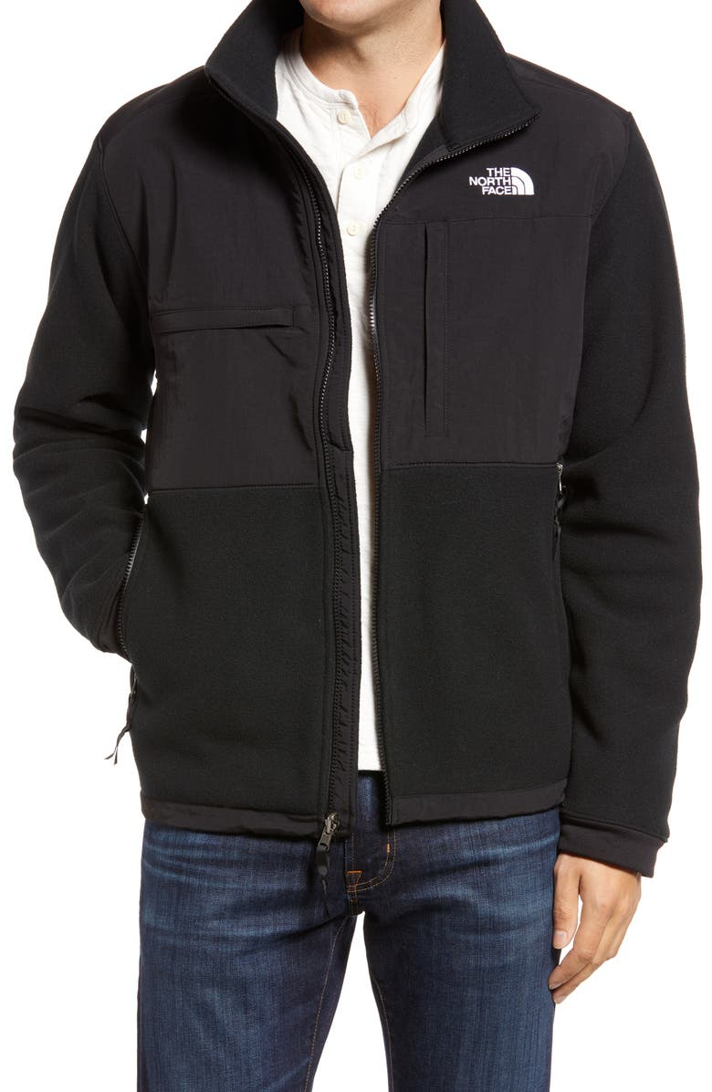 THE NORTH FACE Denali 2 Jacket, Main, color, TNF BLACK