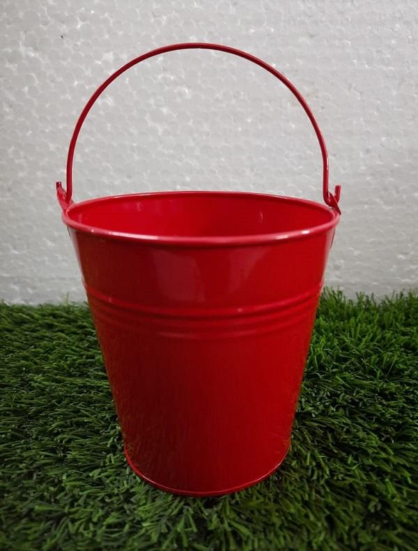 Galvanized Bucket Metal Pla...