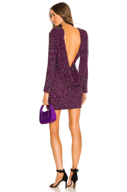 retrofete Mertzi Dress in Purple | REVOLVE