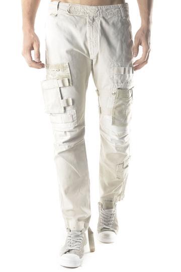 Absolut Joy Men's Trousers In Beige