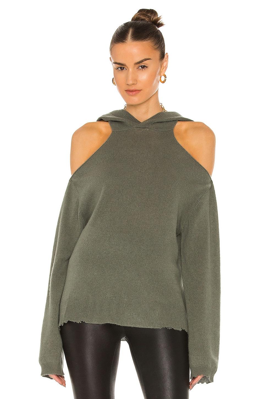 Juno Sweatshirt in Olive