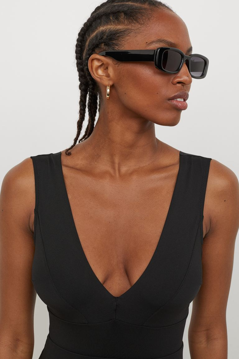 Shaping Swimsuit - Black - Ladies
