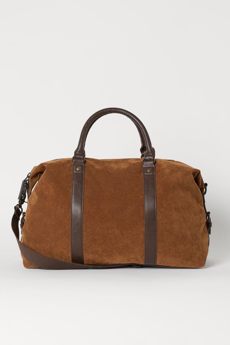 Weekend Bag - Brown - Men | H&M US