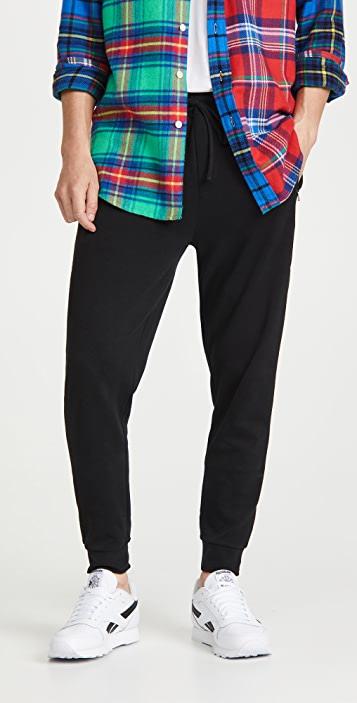 Polo Ralph Lauren Lux Jersey Double Knit Pants