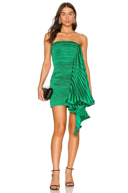 AMUR Kayleigh Dress in Green | REVOLVE