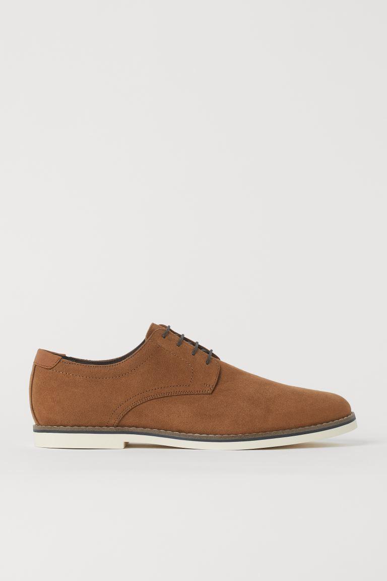 Shoes - Light brown - Men