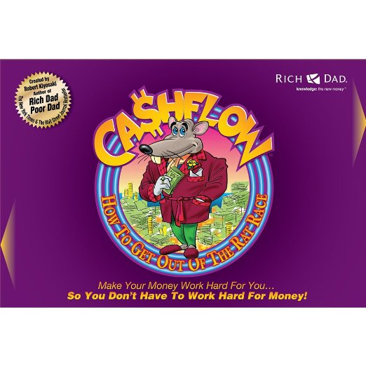 CASHFLOW 101 by Distributio...