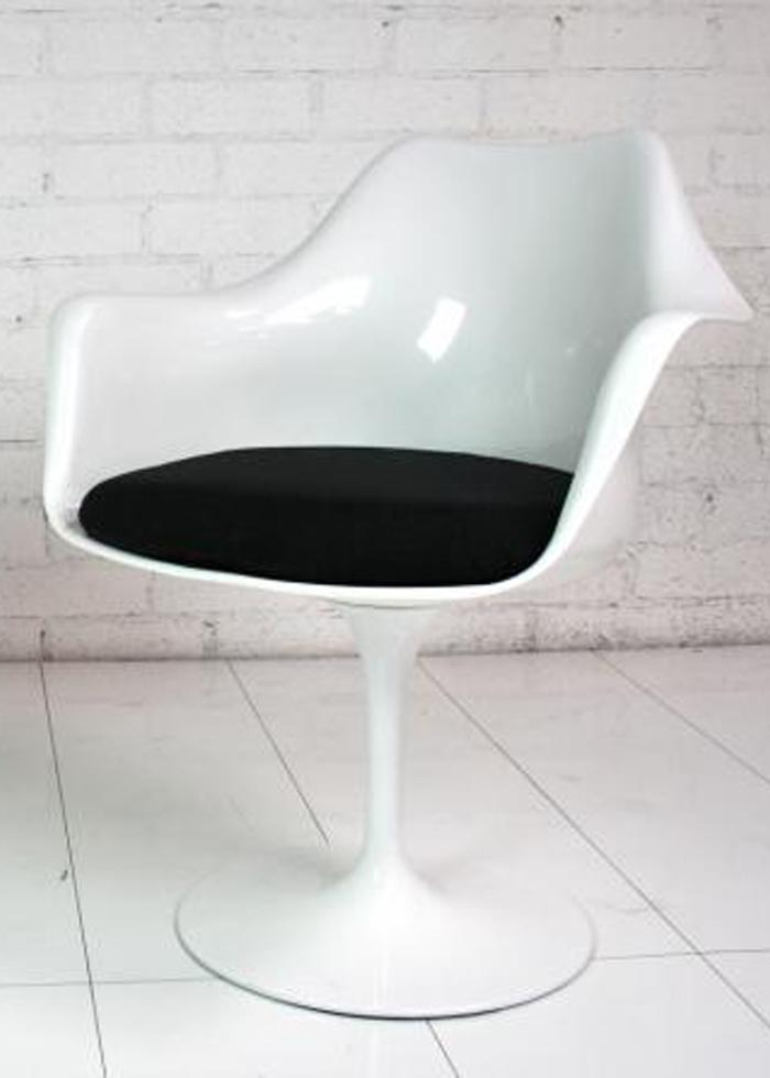Saarinen Style Arm Chair (p...