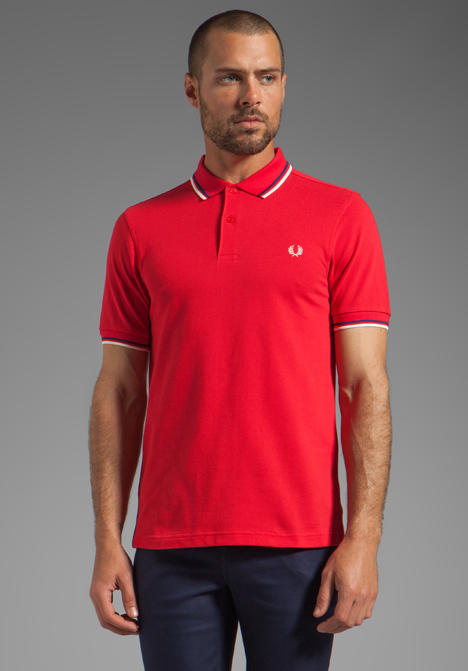 FRED PERRY Twin Tipped FRED...