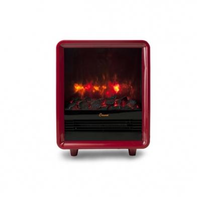 Mini Fireplace Red