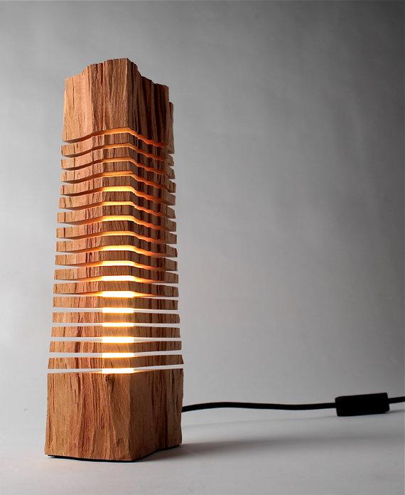 Minimalist Wood Sculpture F...