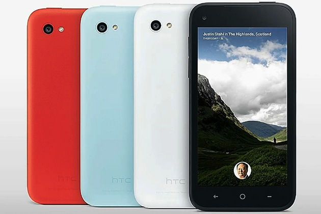 Facebook Home & the HTC Fir...