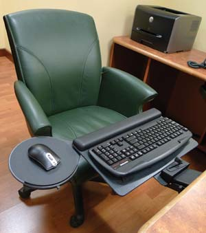 ZeroPoint™ Ergonomic Articu. : computer keyboard chair - Cheerinfomania.Com