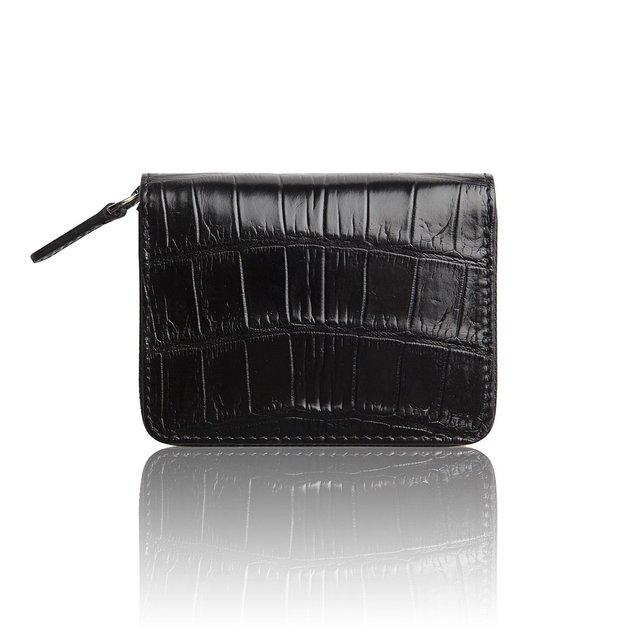 Zipper Fold Vertical Wallet...