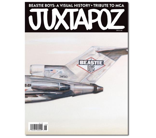 "Juxtapoz Magazine ""Beastie ..."