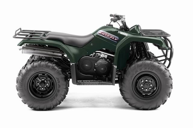 2012 Yamaha Grizzly 350 Aut...
