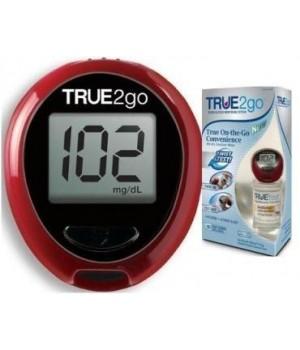 True-2-Go Blood Glucose Met...