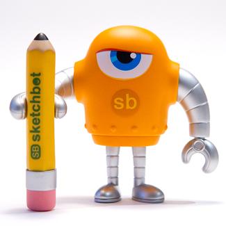 Sketchbot by Steve Talkowski