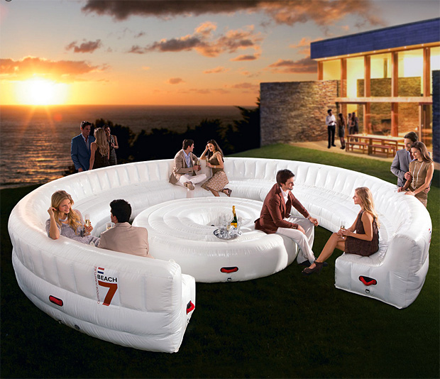 Airlounge Inflatable Seating