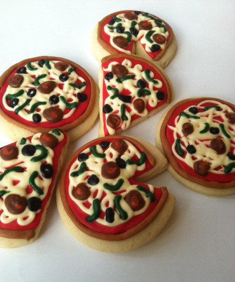 Pizza Pie / Pizza Slice / P...