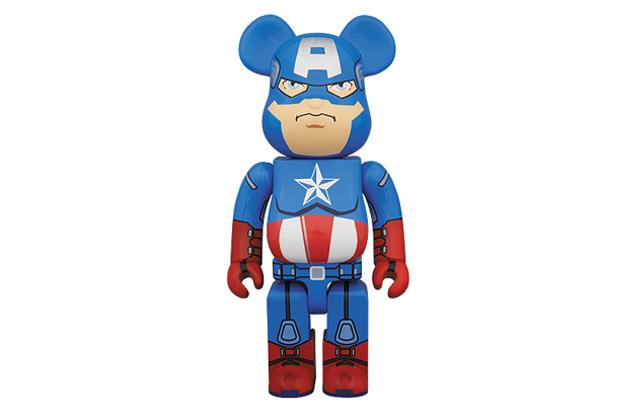 Captain America x Medicom T...