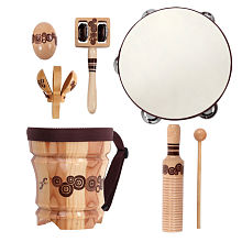 First Act Percussion Pack - First Act - Toys
