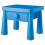 MAMMUT Nightstand - blue - ...