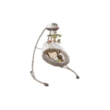 Fisher-Price My Little SnugaMonkey Cradle 'n Swing Quick ...