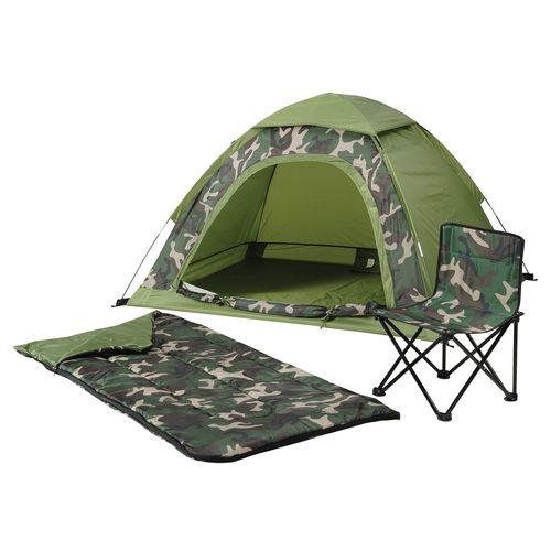 Timber Creek Boysu0027 Jr. Dome Tent Combo  sc 1 st  Shoplinkz & Timber Creek Boysu0027 Jr. Dome Tent Combo | Shoplinkz Outdoors ...