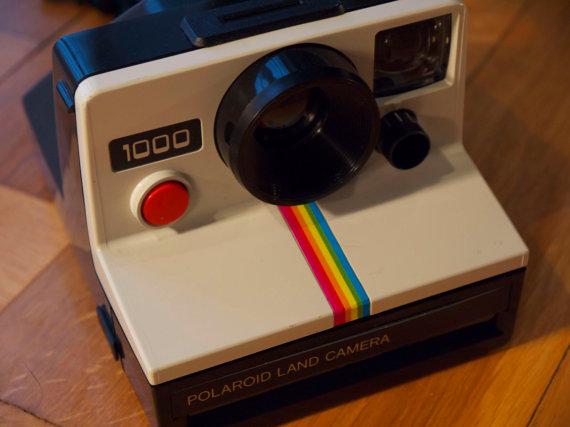 Polaroid Land 1000 - Vintag...