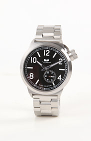 Canteen Metal Watch