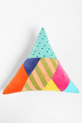 Beci Orpin Triangle Pillow