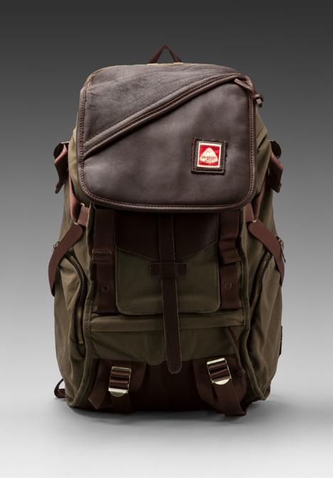 Jansport Army Backpack Click Backpacks