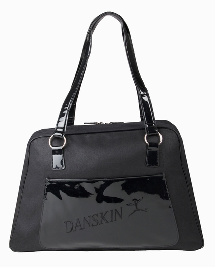 Coated Canvas Airline Bag