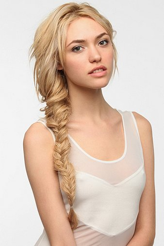 Eva NYC Lengthy Pony Hair E...