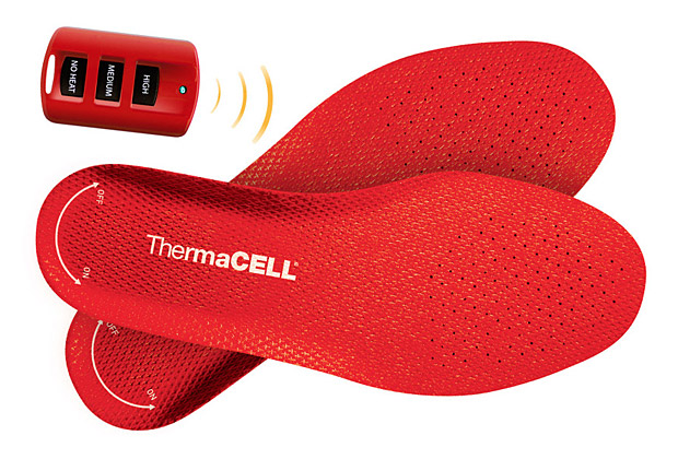 ThermaCell Heated Insoles a...