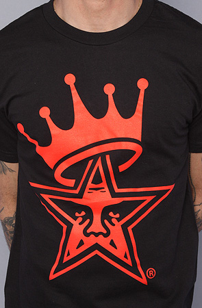 Obey The Star Crown Basic T...