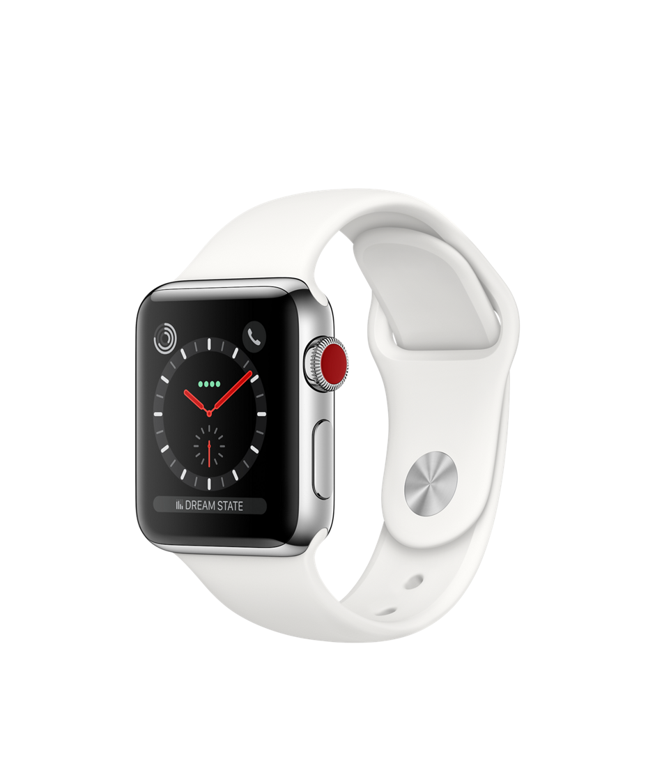 Apple Watch - Stainless Ste...