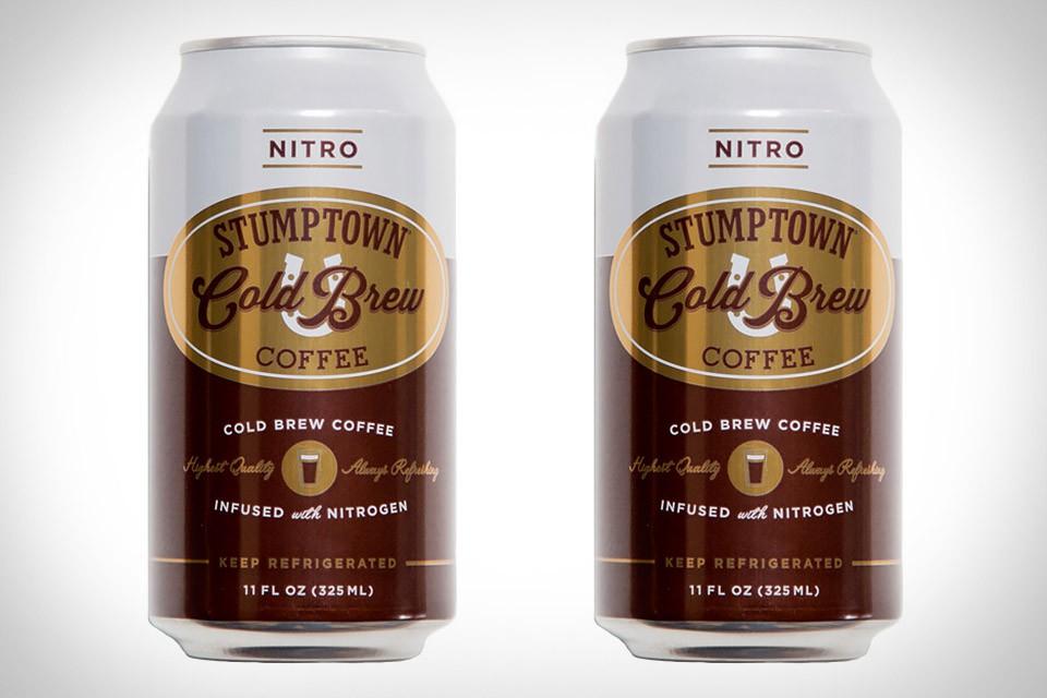 Stumptown Nitro Cold Brew C...