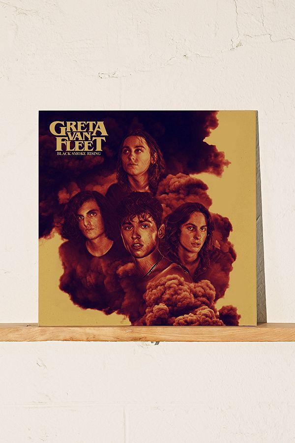 Greta Van Fleet - Black Smo...