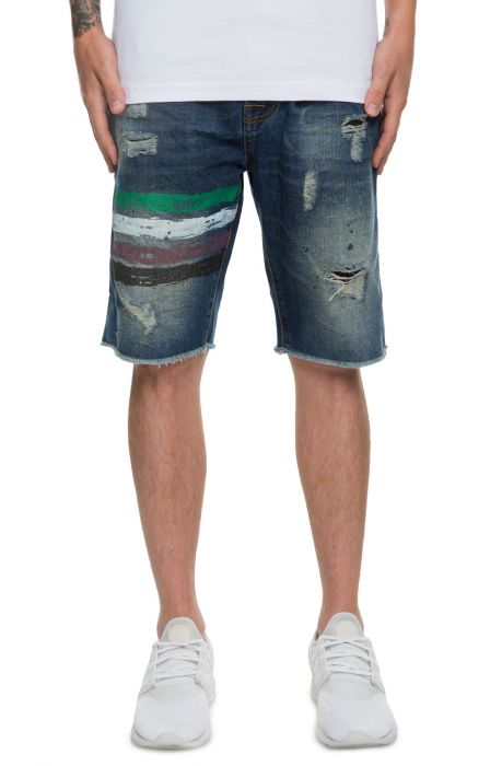 The Painted Shorts in Astreoid