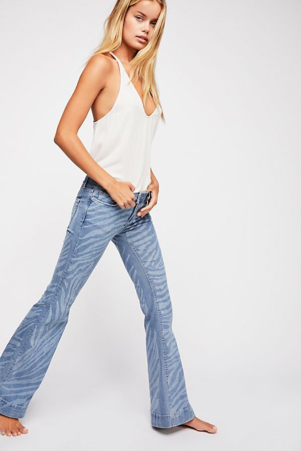 Low Tide Flare Jeans