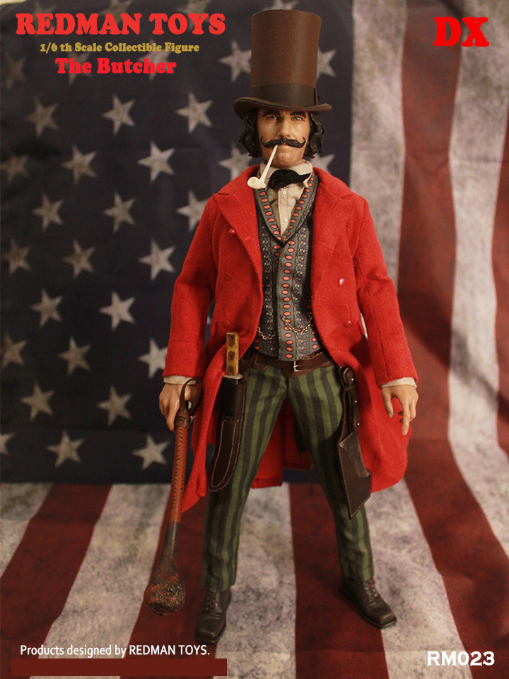 The Butcher / REDMAN TOYS 1/6 Scale Figure gangs of new york