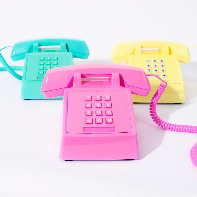 Neon Telephones