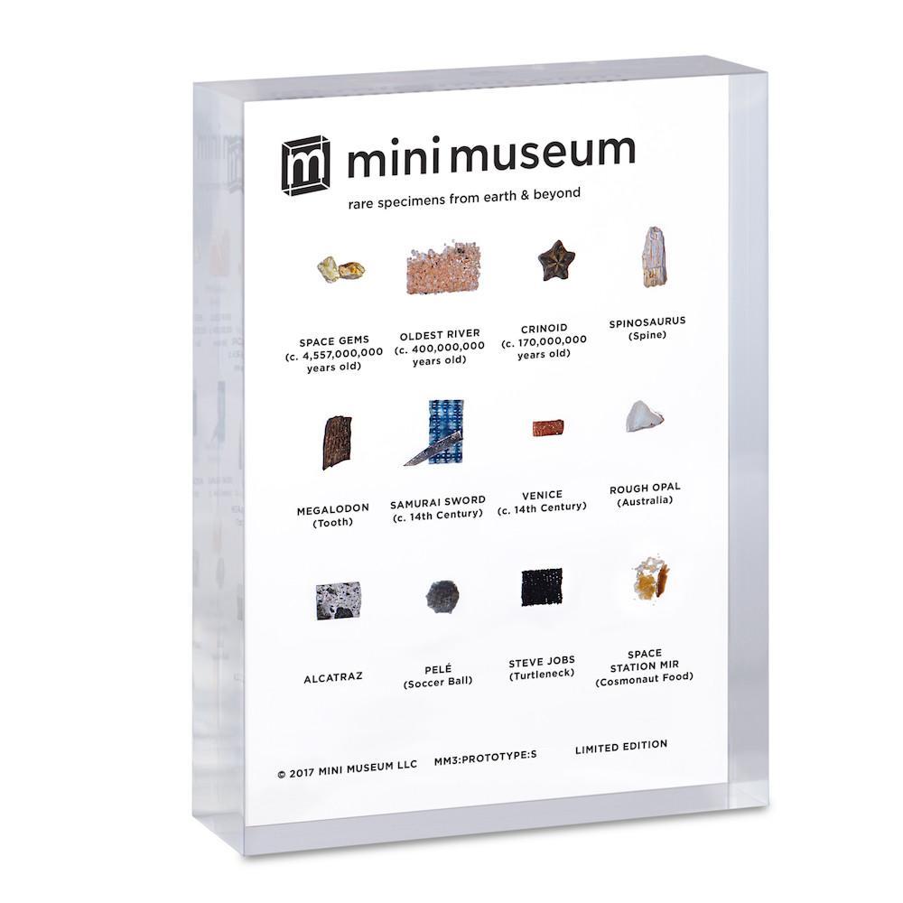 Mini Museum - Third Edition...