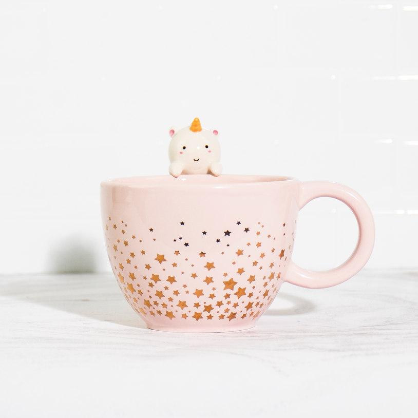 Unicorn Star Mug